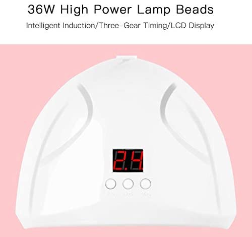Smart uv led lamp 36w picture