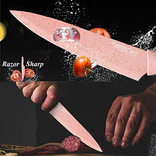 Hc stainless steel knife set picture