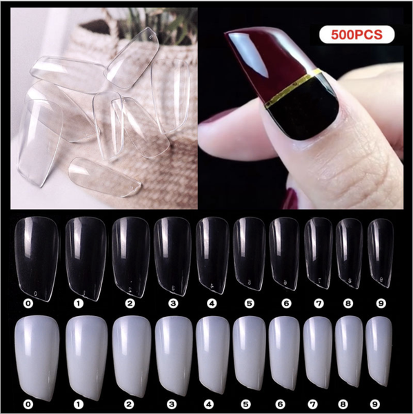 Edge nail tip 500pce picture