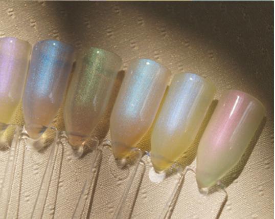 Gel polish uv led 15ml - shell range picture