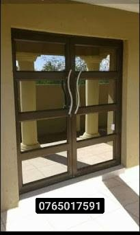 Designed doors picture