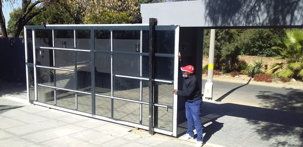 Aluminum gate , any design picture