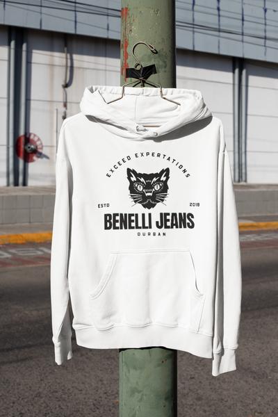 Bj kittycat hoodie picture