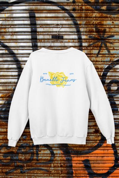Bj skyscrapper sweater picture