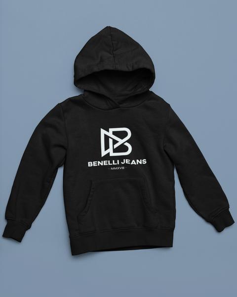 Bj log designed hoodie picture
