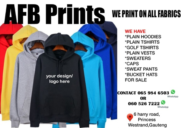 AFB CLOTHING BRANDING picture