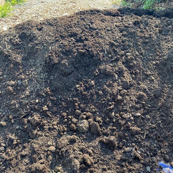 Fine compost picture