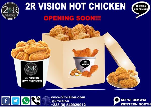 Hot chicken picture