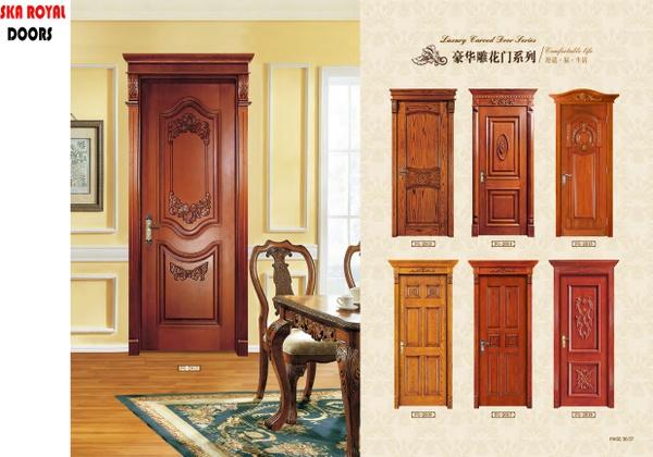 Quality door picture