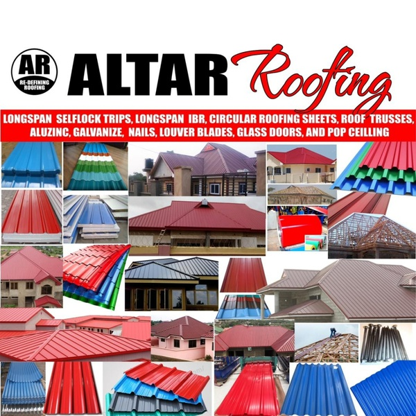 All types of roofing sheets picture