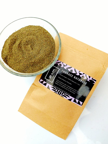 100g ambunu powder picture