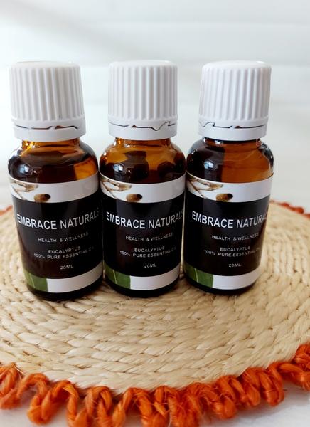 Bulk certified organic eucalyptus essential oil (100%) picture