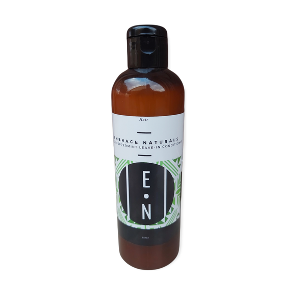 Aloe & peppermint leave-in conditioner picture