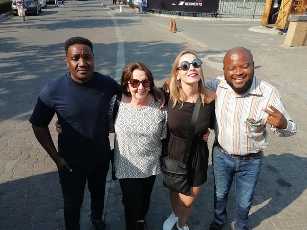 Personalised guided tour of soweto johannesburg and pretoria tours. picture