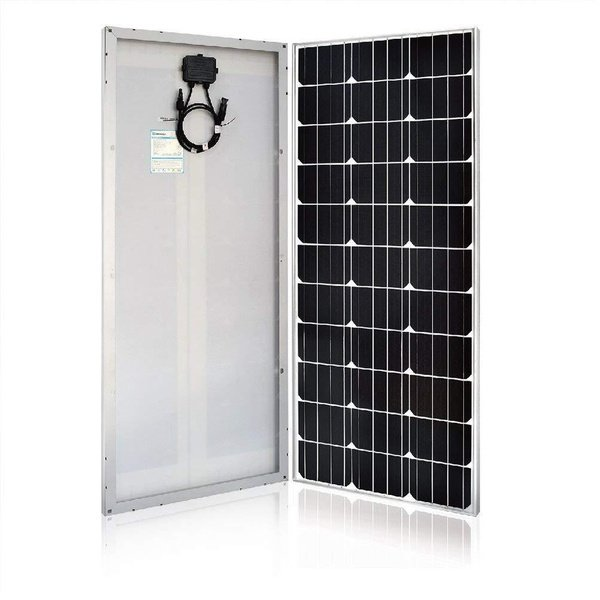 Durable solar panels picture