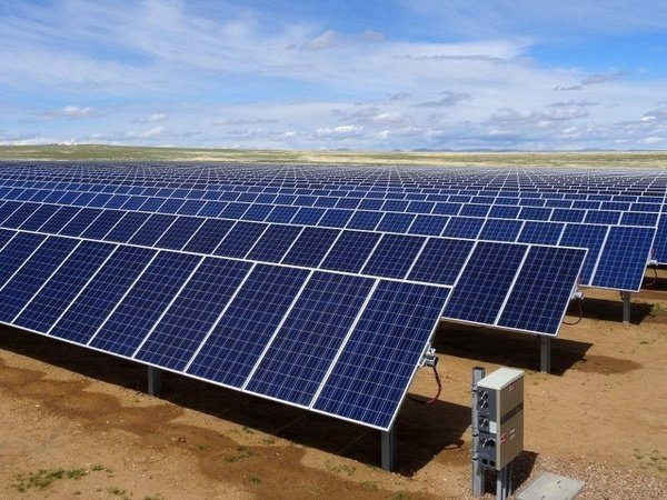Solar System Installation picture