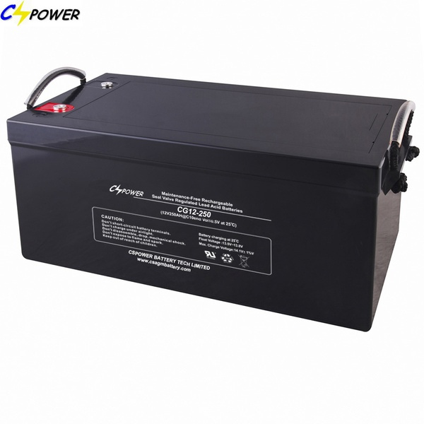 Quality & affordable gel batteries picture