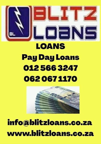 NEW SERVICE!!!   Pay Day Loans picture