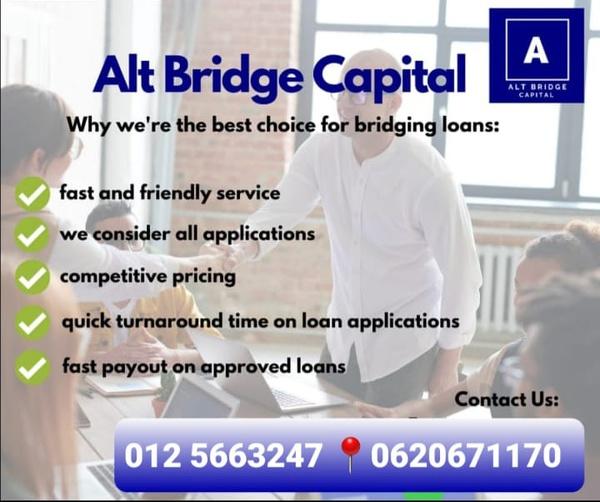 NEW SERVICE !!! BRIDGING FINANCE picture