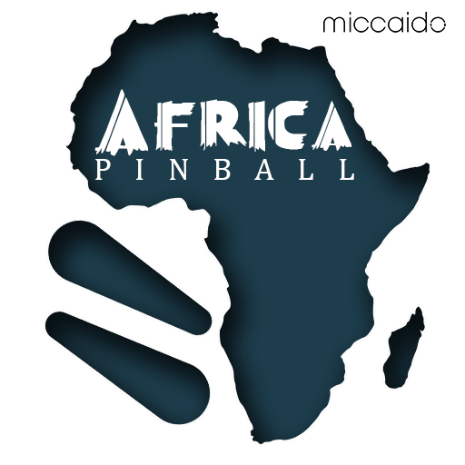 Africa pinball picture