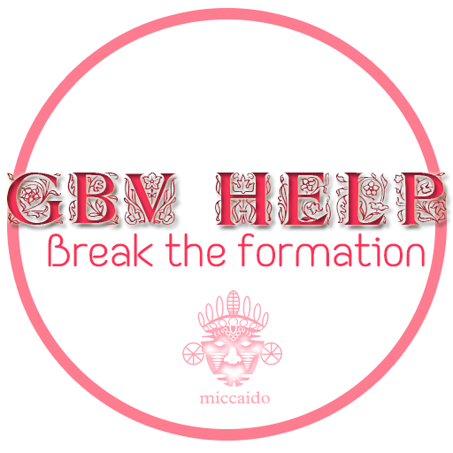 Gbv help: break the formation picture
