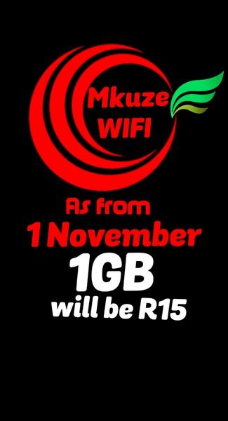 Nkuze uMLINGO wifi picture