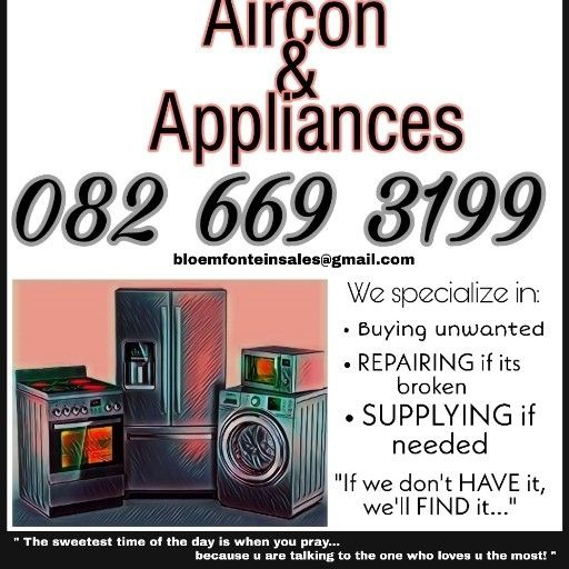 Aircon & appliances services picture
