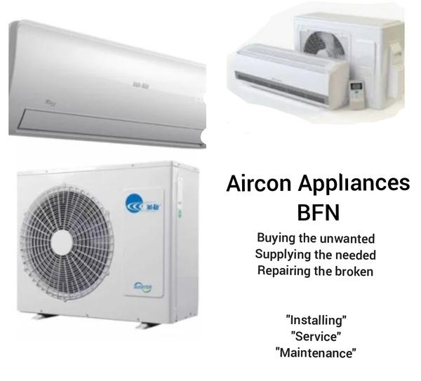 AC installations- uninstallations - maintenance picture
