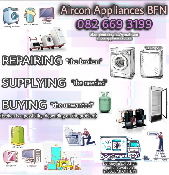 Your needs in aircons & appliances picture