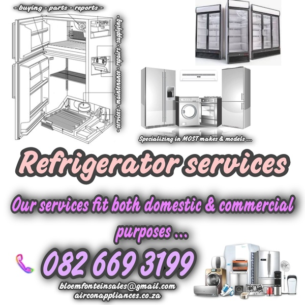 Refrigeration services picture