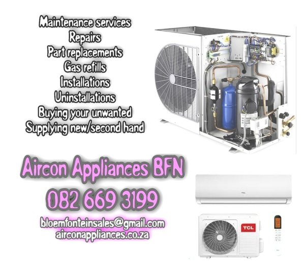 Air-conditioning needs picture