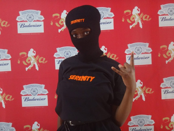Serenity® ss19 mask picture