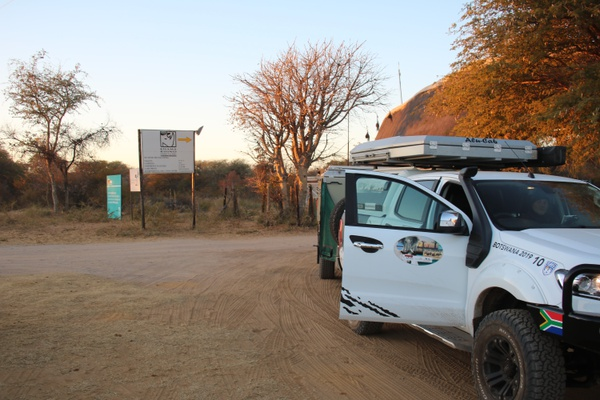 15 day self drive guided botswana picture
