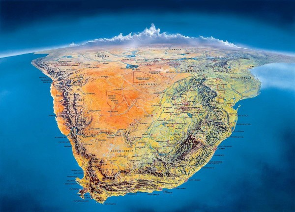 Best time to visit southern africa picture