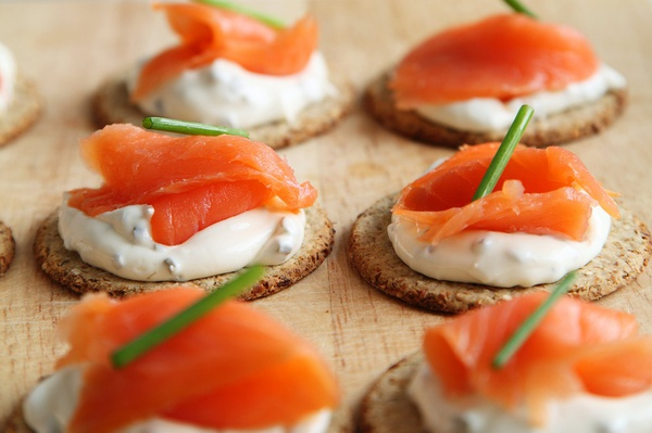Canapes picture