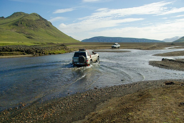 Water crossings picture