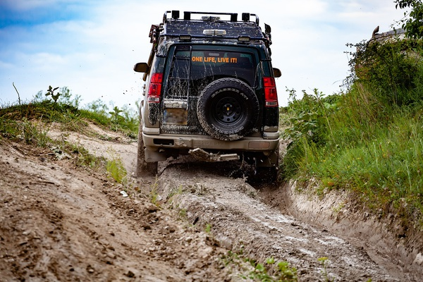 Tips for off road driving picture