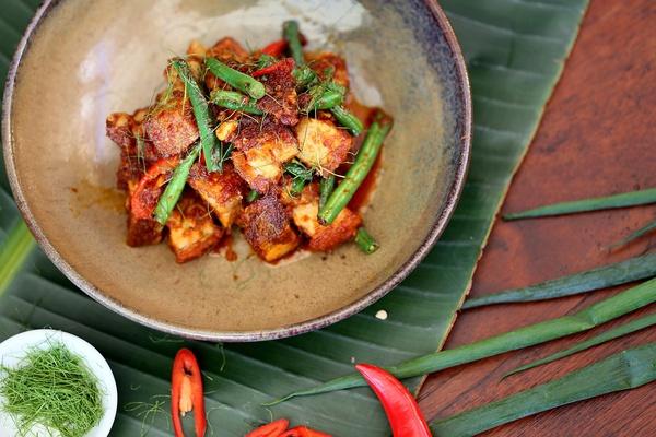 Thai pork picture