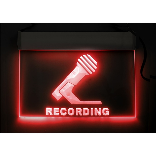 Production - recording picture