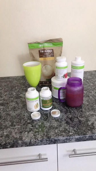 Herbalife products picture
