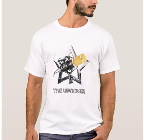 Upcomers merch for men picture