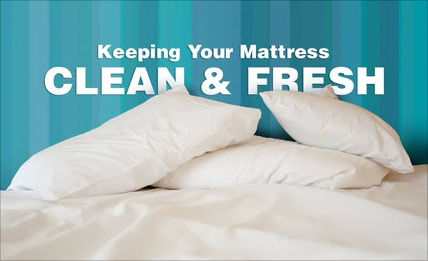 Mattress deep cleaning picture