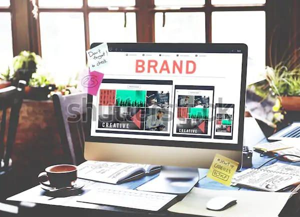 Brand design picture