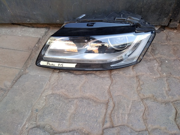 Audi a5 headlight for sale picture