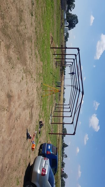 Steel structures picture
