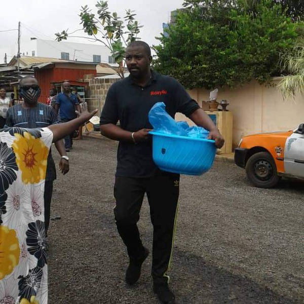 A message from a-plus to john dumelo picture