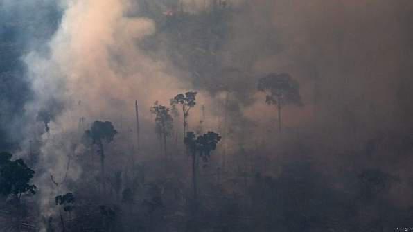 Amazon fire picture
