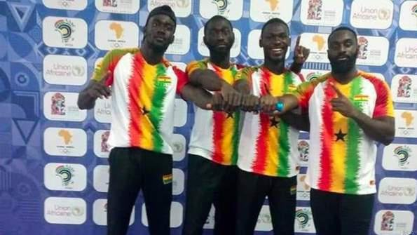 Ghana win second gold medal picture