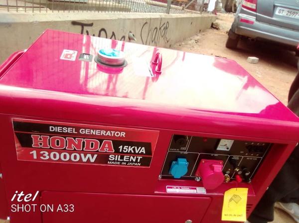 Honda generator picture
