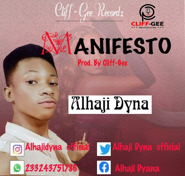 Alhaji dyna set to release!!! picture
